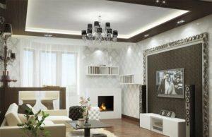 10 Contoh Lampu Hias Ruang Tamu Minimalis3