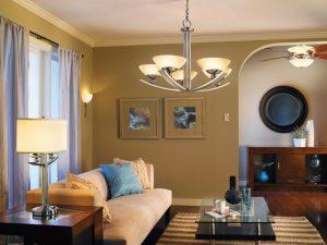 10 Contoh Lampu Hias Ruang Tamu Minimalis5