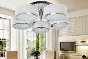 10 Contoh Lampu Hias Ruang Tamu Minimalis6