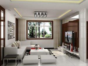 10 Contoh Lampu Hias Ruang Tamu Minimalis9