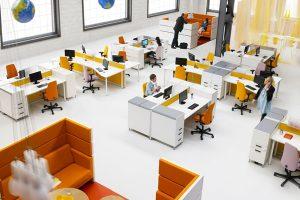 11 Denah Tata Ruang Kantor Minimalis Keren4