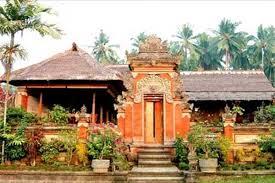 11 Desain Rumah Adat Bali Minimalis1