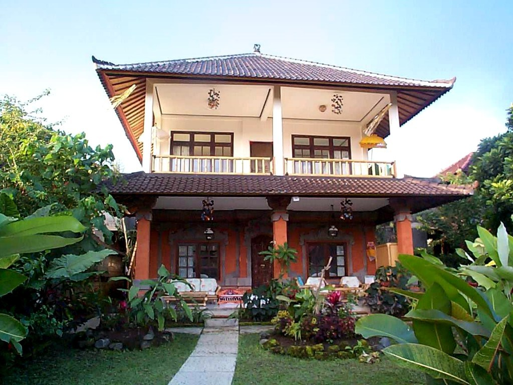 Desain Rumah Adat Bali Minimalis Rumah Impian