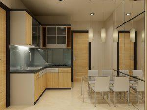 13 Model Plafon Minimalis Dapur Keren dan Menarik5