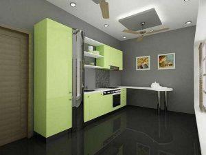 13 Model Plafon Minimalis Dapur Keren dan Menarik6