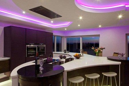 13 model plafon minimalis dapur keren dan menarik | rumah