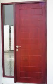 14 Desain Bentuk Pintu Rumah Minimalis Indah12