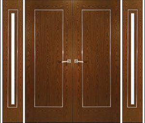 14 Desain Bentuk Pintu Rumah Minimalis Indah2