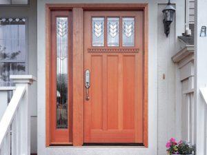 14 Desain Bentuk Pintu Rumah Minimalis Indah5