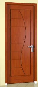 14 Desain Bentuk Pintu Rumah Minimalis Indah8