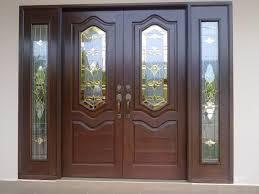 14 Desain Bentuk Pintu Rumah Minimalis Indah9