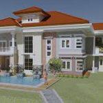 14 Model Rumah Mewah Minimalis Indah