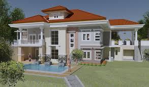 14 Model Rumah Mewah Minimalis Indah1