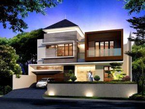 14 Model Rumah Mewah Minimalis Indah10