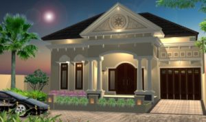 14 Model Rumah Mewah Minimalis Indah14