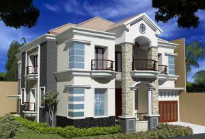 14 Model Rumah Mewah Minimalis Indah2