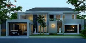 14 Model Rumah Mewah Minimalis Indah3