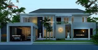 14 model rumah mewah minimalis indah | rumah impian