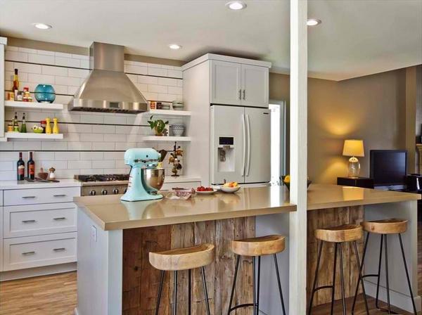 16 gambar dapur cafe ukuran kecil unik rumah impian