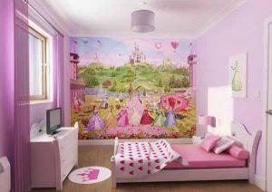 17 Cat Kamar Anak Perempuan Simple dan Cantik14