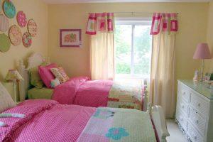 17 Cat Kamar Anak Perempuan Simple dan Cantik16