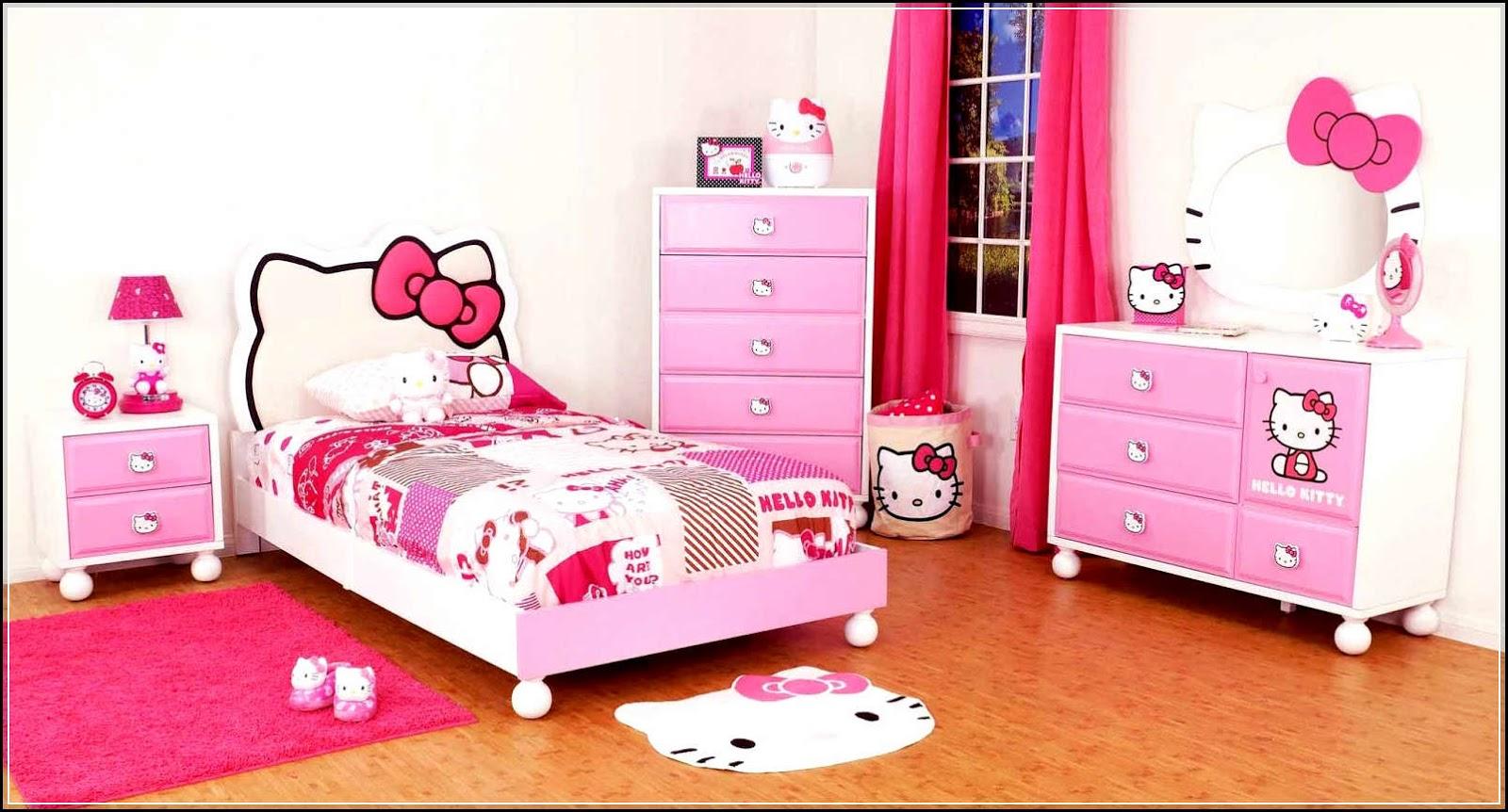 17 cat kamar anak perempuan simple dan cantik rumah impian