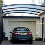 10 Gambar Garasi Mobil Rumah Sederhana