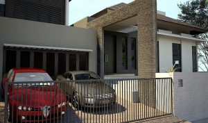 10 Gambar Garasi Mobil Rumah Sederhana3