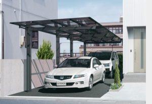 10 Gambar Garasi Mobil Rumah Sederhana5