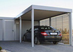 10 Gambar Garasi Mobil Rumah Sederhana9