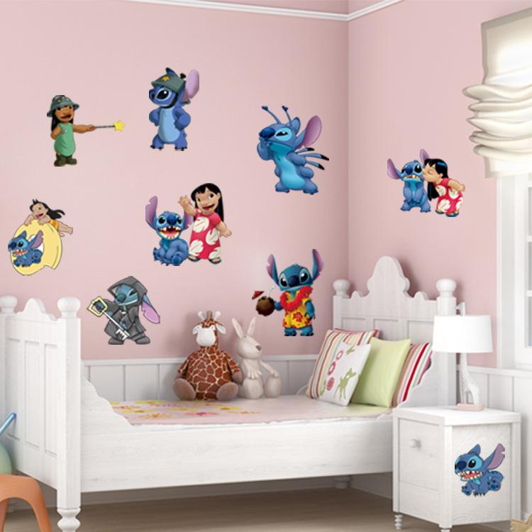 10 gambar wallpaper kamar stich unik dan cantik rumah impian
