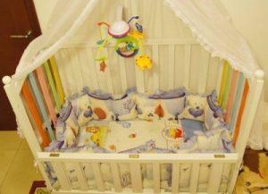 10 Model Kasur Bayi Cantik Minimalis Nyaman3