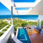 11 Gambar Rumah Minimalis Di Tepi Laut Indah