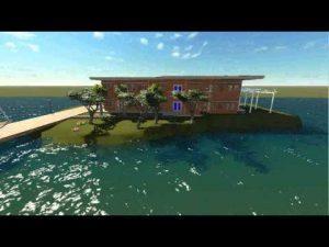 11 Gambar Rumah Minimalis Di Tepi Laut Indah8
