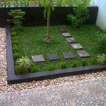 12 Desain Taman Rumah Minimalis Modern