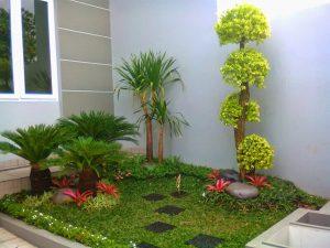 12 Desain Taman Rumah Minimalis Modern10