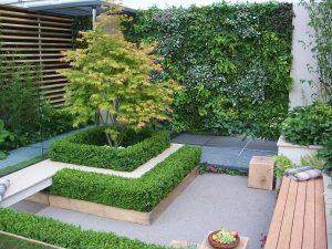12 Desain Taman Rumah Minimalis Modern4