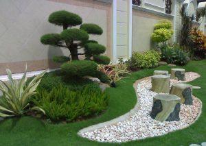 12 Desain Taman Rumah Minimalis Modern5