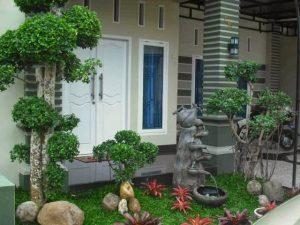 12 Desain Taman Rumah Minimalis Modern9
