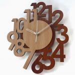 13 Desain Cara Membuat Jam Dingding Kayu Unik