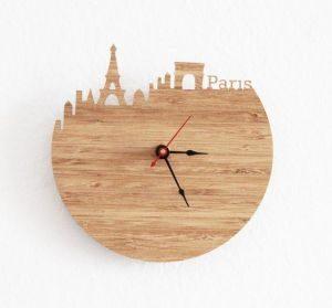 13 Desain Cara Membuat Jam Dingding Kayu Unik10