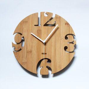 13 Desain Cara Membuat Jam Dingding Kayu Unik2