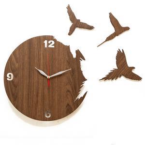 13 Desain Cara Membuat Jam Dingding Kayu Unik8