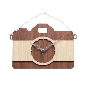 13 Desain Cara Membuat Jam Dingding Kayu Unik9