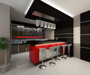 15 Desain Mini Bar Rumah Minimalis Idaman2