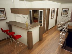 15 Desain Mini Bar Rumah Minimalis Idaman9