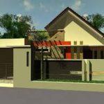 15 Model Teras Rumah Atap Miring Minimalis