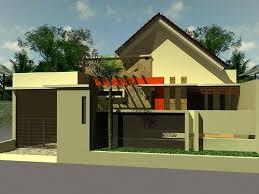 15 Model Teras Rumah Atap Miring Minimalis1