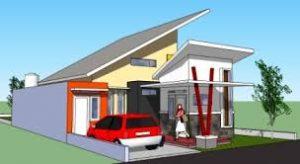 15 Model Teras Rumah Atap Miring Minimalis10