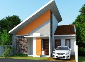 15 Model Teras Rumah Atap Miring Minimalis13